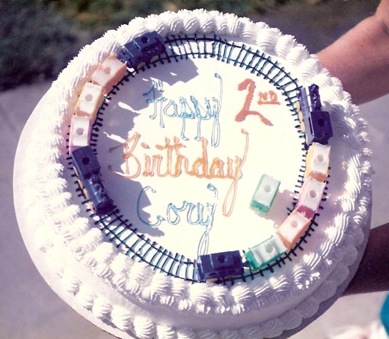 12 in cake
