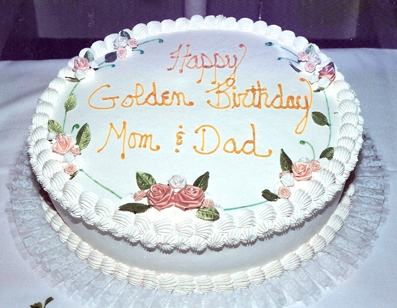 12 inch cake